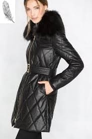 comprar abrigo plumas mujer